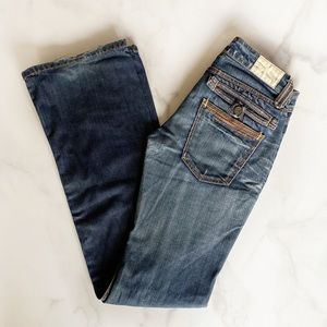 Taverniti So Jeans Jeans - Taverniti So Janis Bootcut Jeans Size 26